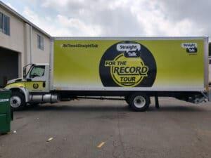 Commercia Vehicle Wrap