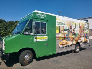 Custom Food Truck Wraps